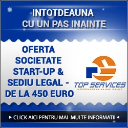 Oferta Societate Start-up
